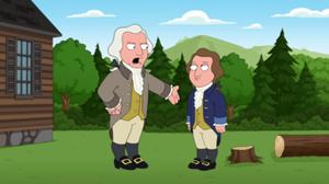 George Washington (Family Guy Universe)