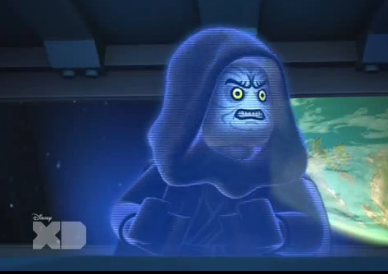 Emperor Palpatine(Darth Sidious) (Lego Universe)