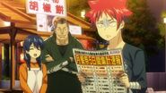 Food Wars Shokugeki no Soma Season 3 Episode 5 0281