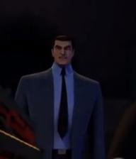 Harvey Dent(Two-Face) (Beware the Batman)