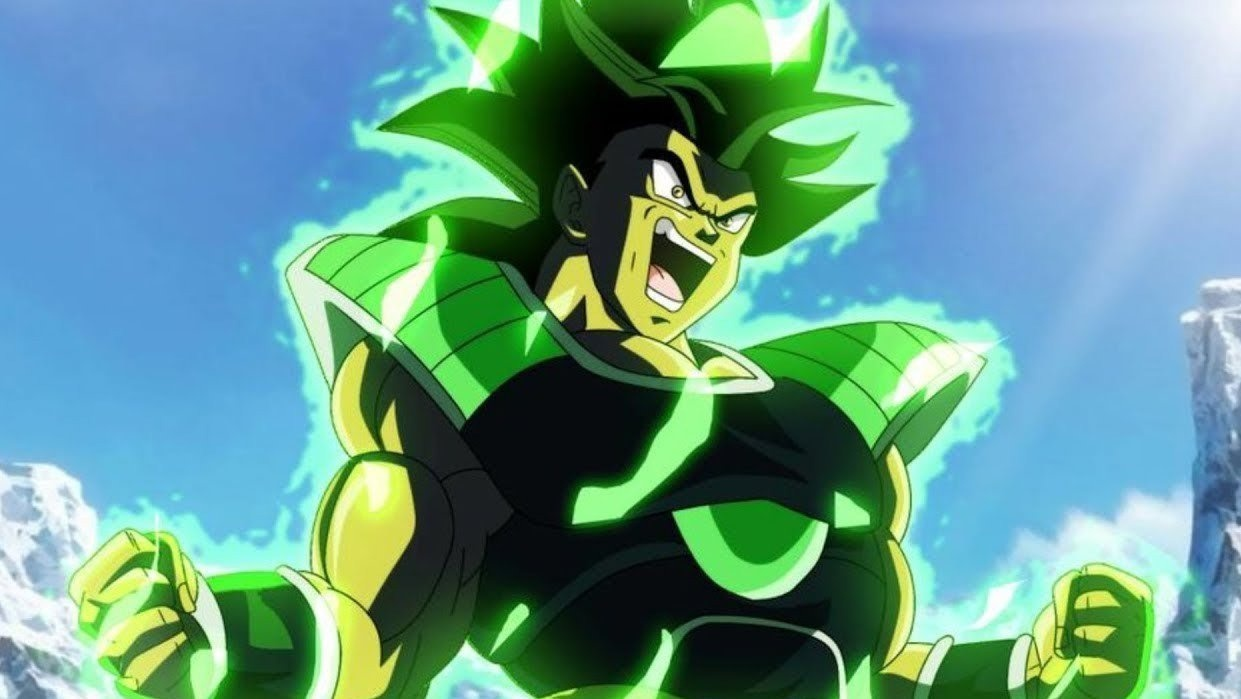 Broly(Supers Timeline)
