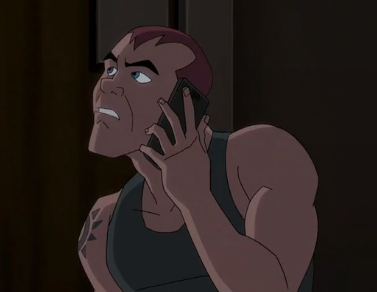 Jimmy Olsen(Justice League: Gods and Monsters)