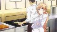 Food Wars! Shokugeki no Soma Season 3 Episode 19 1033