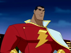 Billy Batson(Captain Marvel)