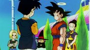 Goku Returns to the other world (50)