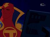 Red Tornado(Justice League Action)