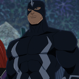 King Black Bolt (Earth-12041)