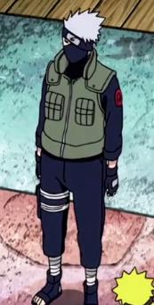 Kakashi Hatake(Yamatos Infinite Tsukuyomi)