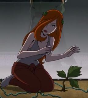 Pamela Lillian Isley(Poison Ivy) (Batman vs. Teenage Mutant Ninja Turtles)