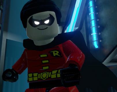 Tim Drake(Robin) (Lego Universe)