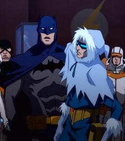 Bruce Wayne(Batman) (Flashpoint Paradox Old Timeline)