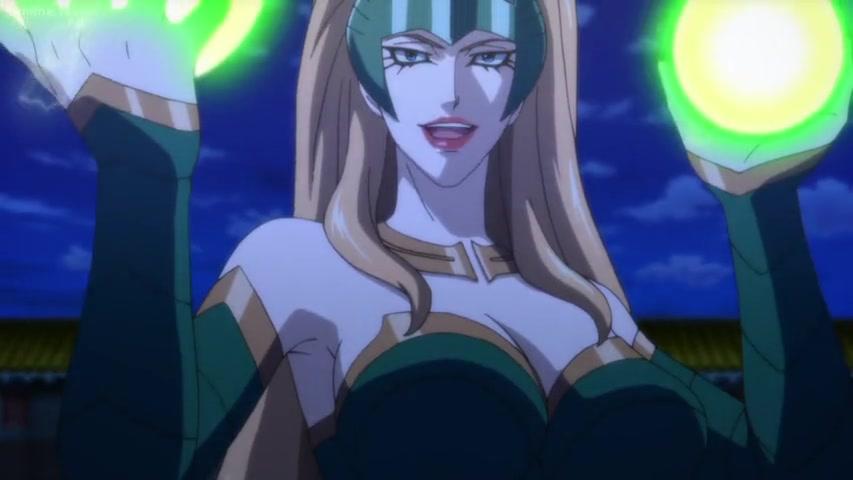 Amora the Enchantress (Marvels Future Avengers)