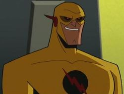 Eobard Thawne(Professor Zoom) (Brave and the Bold)