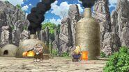 Dr. Stone Season 2 Stone Wars Episode 11 0865