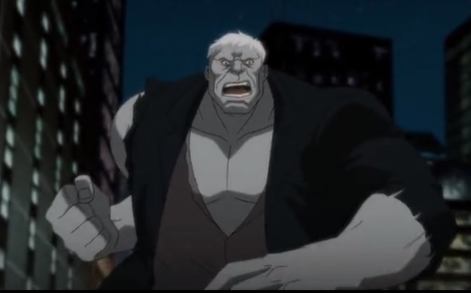Cyrus Gold (Solomon Grundy) (New 52)
