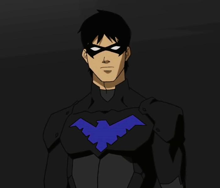 Dick Grayson(Robin/Nightwing) (Earth-16)