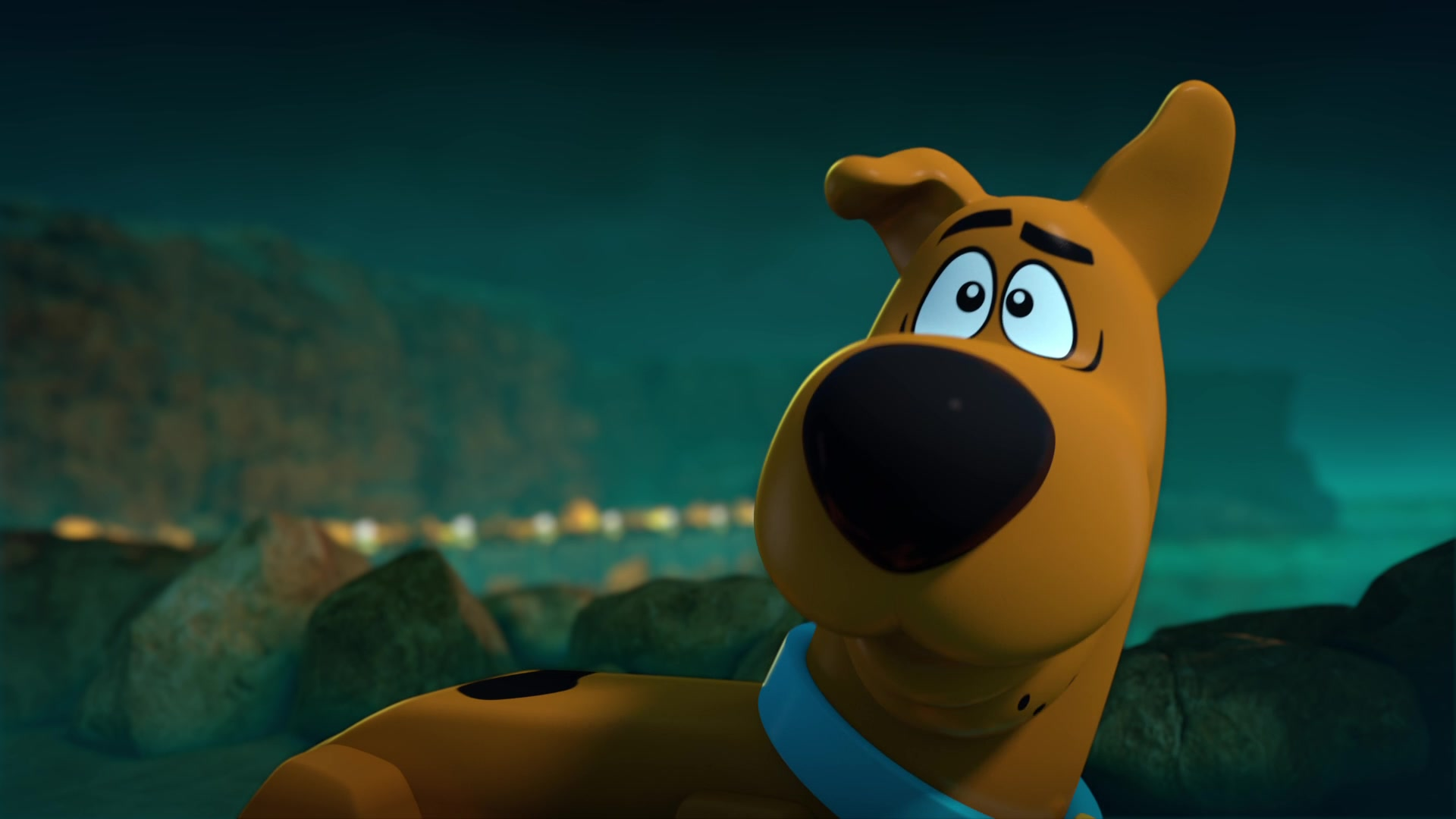 Scooby-Doo(Lego Dimensions)