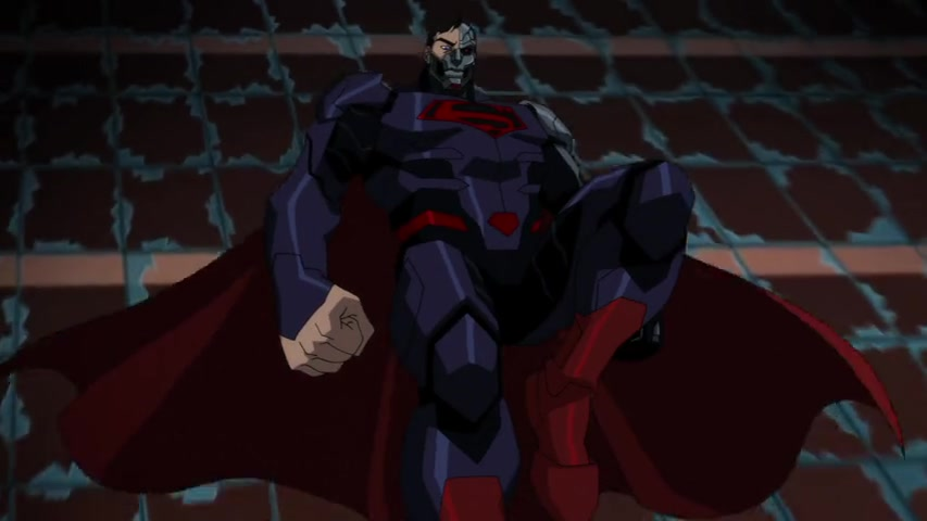 Hank Henshaw(Cyborg Superman)