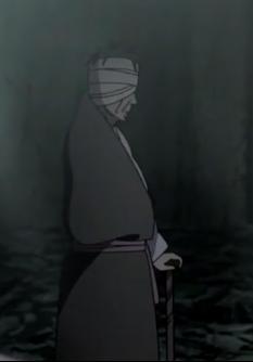 Danzo Shimura(Tsunades Infinite Tsukuyomi)