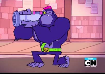 Monsieur Mallah(Teen Titans Go!)