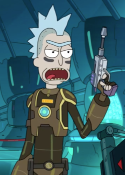 Rick Sanchez (Dimension D-99)