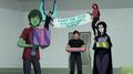 Teen Titans the Judas Contract (741)
