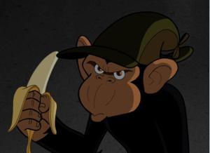 Bobo(Detective Chimp)