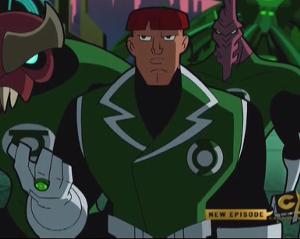 Guy Gardner(Green Lantern) (Earth-23 Universe)