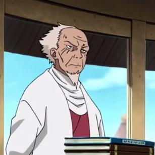 Hiruzen Sarutobi (Tsunades Infinite Tsukuyomi)
