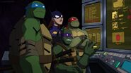 Batman vs TMNT 3058