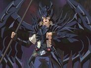 Capsule monsters 07 joey red eyes armor