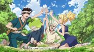 Dr. Stone Episode 8 0940