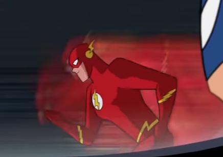Barry Allen(Flash) (Justice League Action)