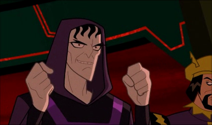 Desaad(Justice League Action)
