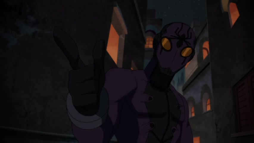 Eric Needham(Black Spider) (Earth-16)