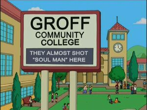 Groff Community College