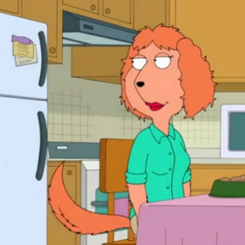 Dog Lois Griffin