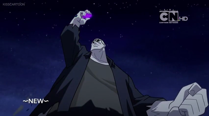 Cyrus Gold (Solomon Grundy) (Justice League Action)