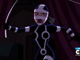 Lashina(Justice League Action)