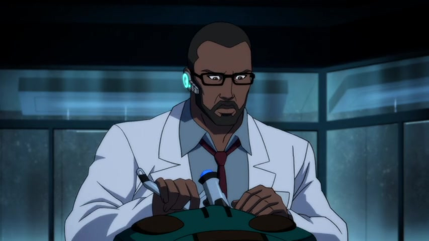 Dr. Silas Stone (Earth-16)