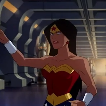 Diana Prince(Wonder Woman) (Justice League: Crisis on Two Earths)