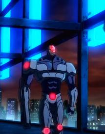 Victor Stone(Cyborg) (Flashpoint Paradox)