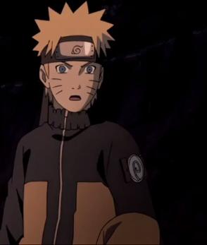 Naruto Uzumaki(Killer Bees Infinite Tsukuyomi)