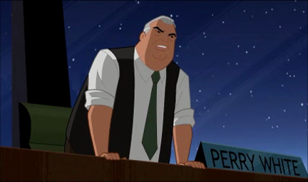 Perry White (Justice League Action)