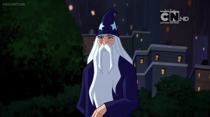 Merlin(Justice League Action)