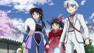 Yashahime Princess Half-Demon Episode 14 0883