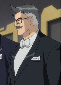 James W. Gordon(Batman Unlimited)