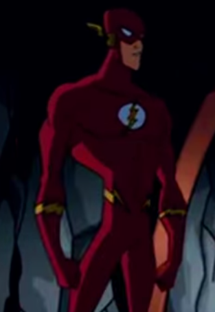 Barry Allen(Flash) (The Batman Universe)