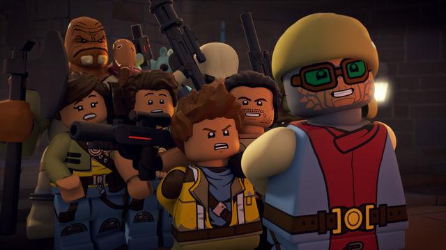 Honda Ohnaka(Lego Universe)