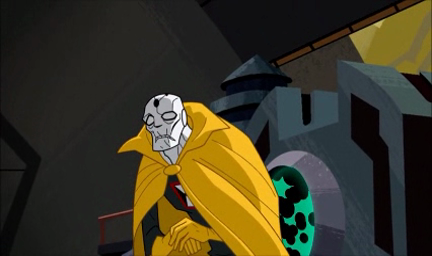 David Clinton(Chronos) (Justice League Action)